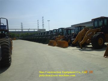 Comfortable Road Construction Machinery 3.5m3 Bucket Wheel Loader LW700KV