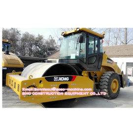 22 ton Construction Road Roller Compactor XCMG XS223J Single Drum Vibratory Roller